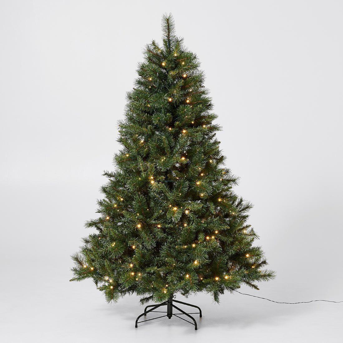 PreLit Dew Drop Christmas Tree 6ft (T6) 6ft christmas