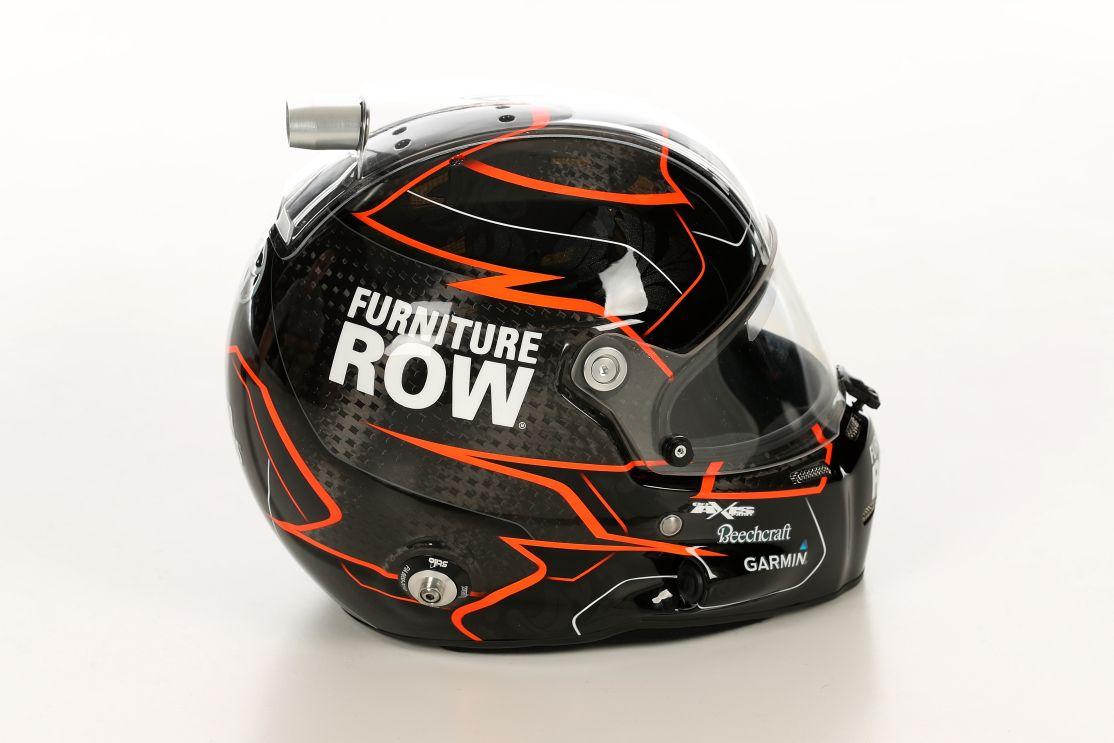 Helmet Heaven 2017 helmet designs for Cup Series drivers