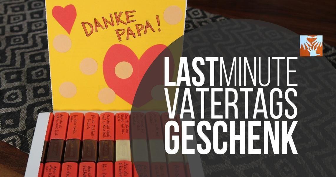 Photo of Last Minute Vatertagsgeschenk – süß, personalisiert und leicht zu watscheln | Nähkiste für Mütter