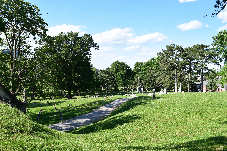Elmwood cemeteryoldest cemetery in kansas city old