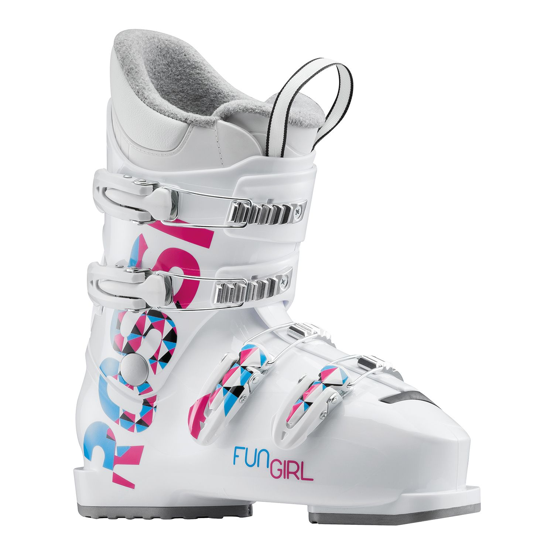 344bab6b231 ROSSIGNOL Fun Girl 4 - Dětská lyžařská obuv