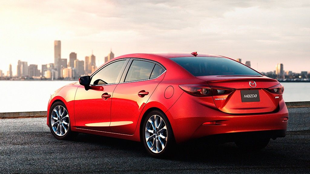 Trendy 2016 Mazda 3 Vehicle Overview Current Auto Datz