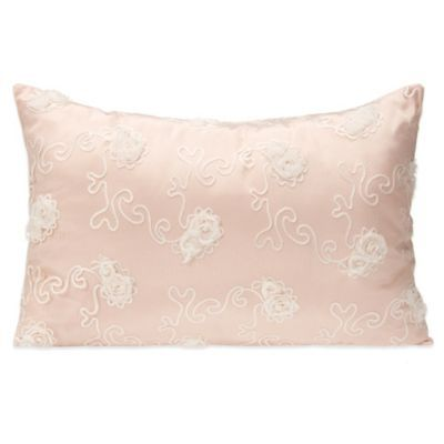 Buy Glenna Jean Lil Princess Small Pillow Sham In Pink Cream From