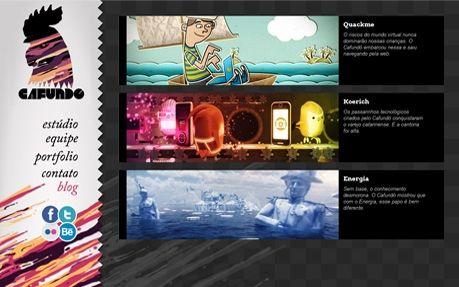 Cafundó Estúdio Criativo   CSS Website