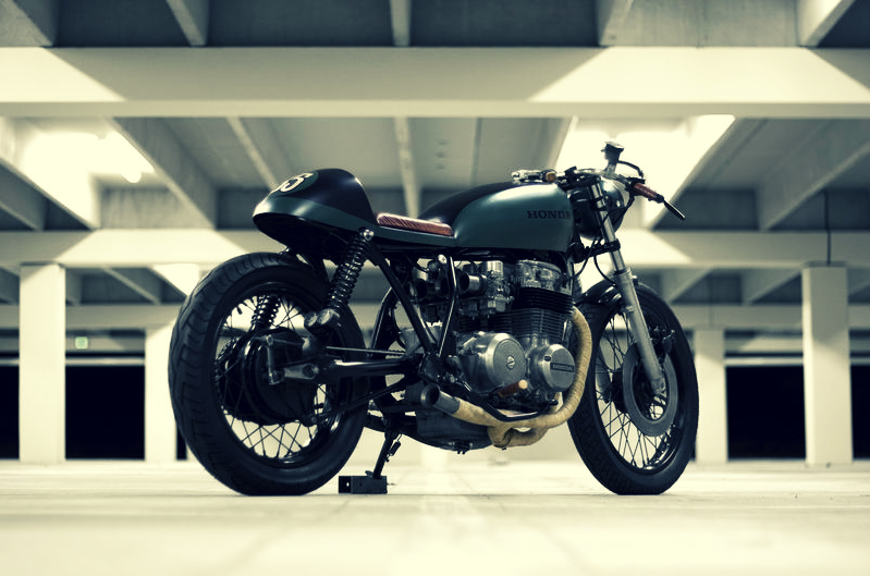 honda cb650 café racerugly motorbikes - (silodrome) | cb650