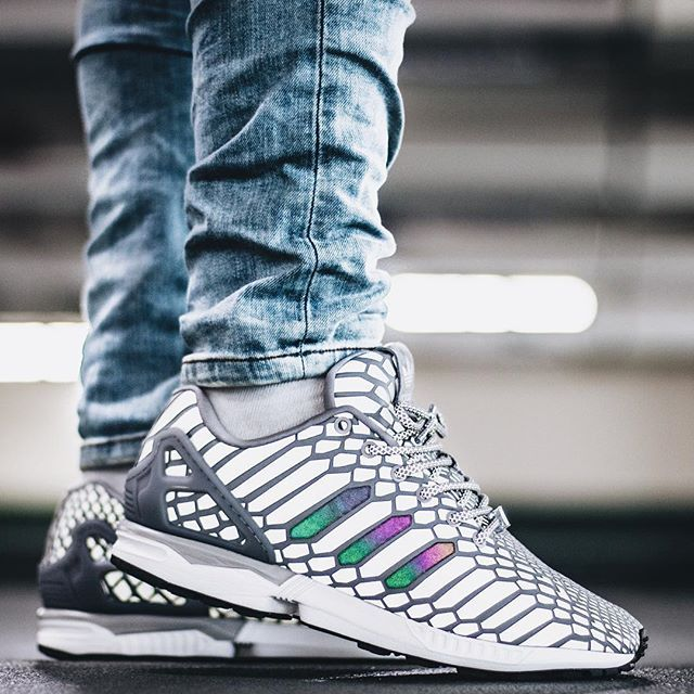 sale retailer f17af 4e033 Mad love to  footasylum for these Adidas ZX Flux