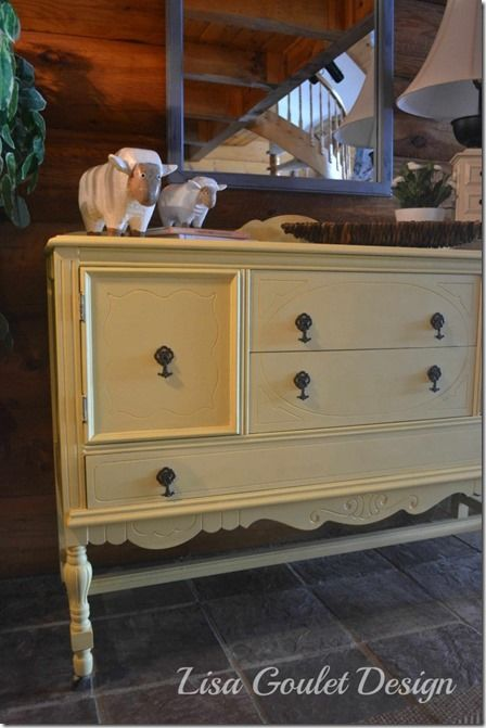 Yellow Buffet Lemon Drop By Benjamin Moore