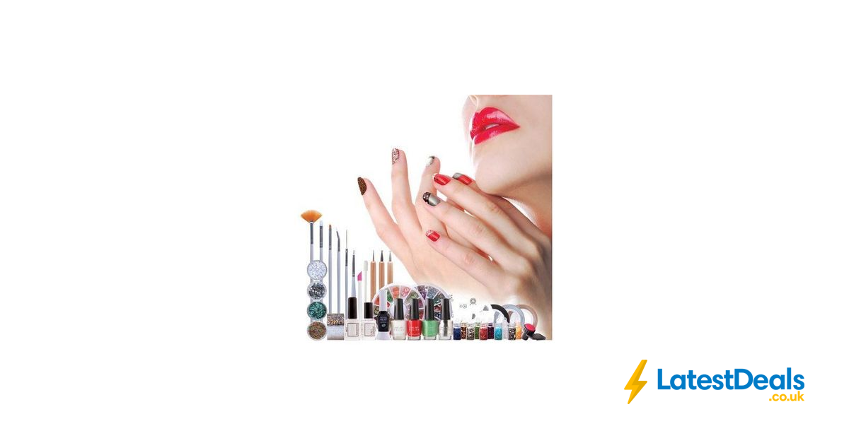 Rio Ultimate Nail Art Professional Artist Collection, £19.99 at ...