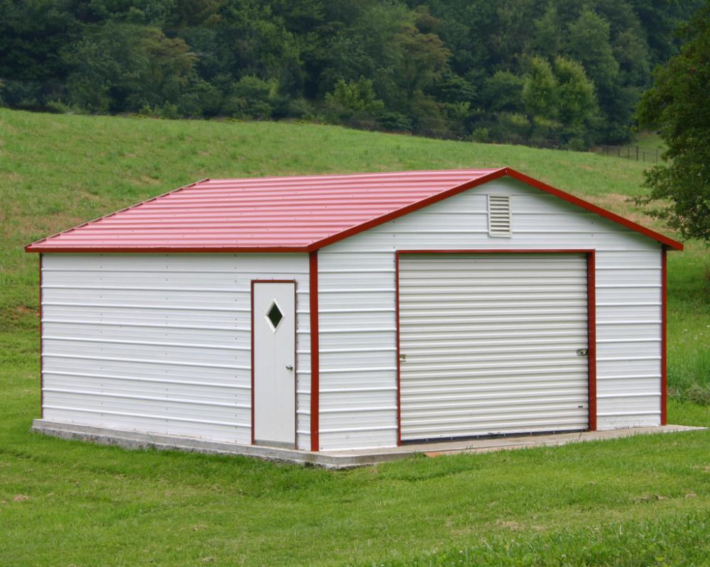 Steel Building Kit Specials Metal garages, Steel garage