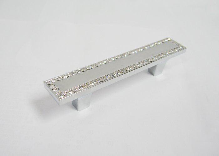 Superb 10Pcs $65.82 Crystal Drawer Handles Cabinet Pulls For Furniture Hardware  (C.C:96 Mm) Part 10