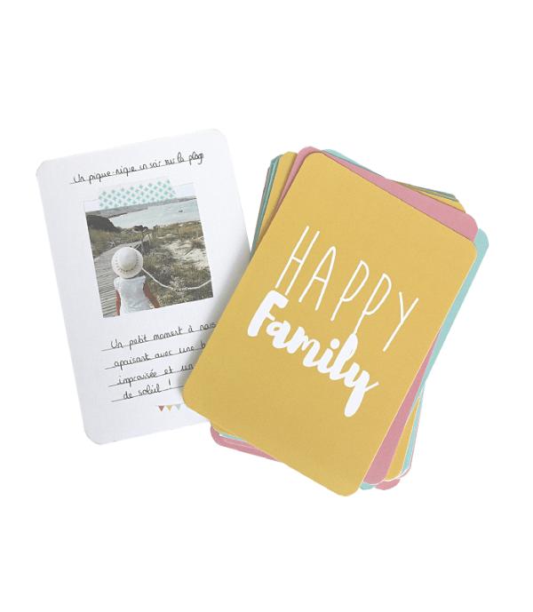 Kit Petits bonheurs en famille