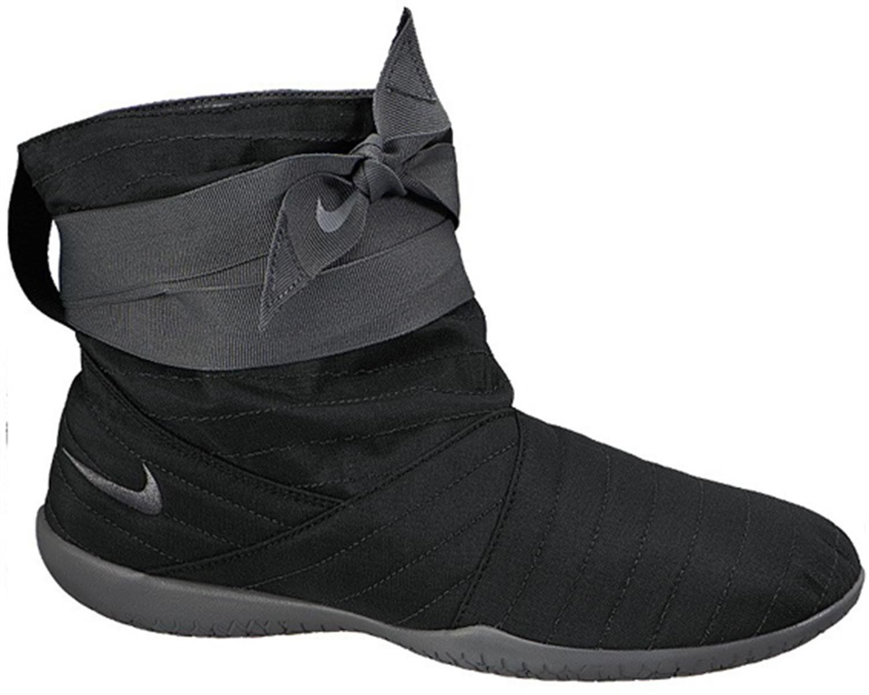 e61361fa6c857 Nike Women's Studio Mid Pack   Shoes   Nike women, Black, Black boots