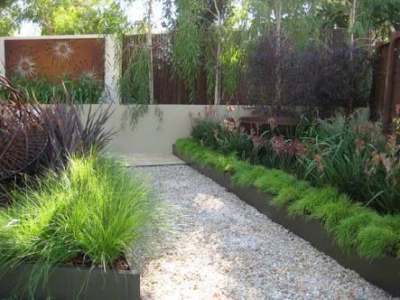 image result for modern australian garden ideas 353 west 700 north rh pinterest com