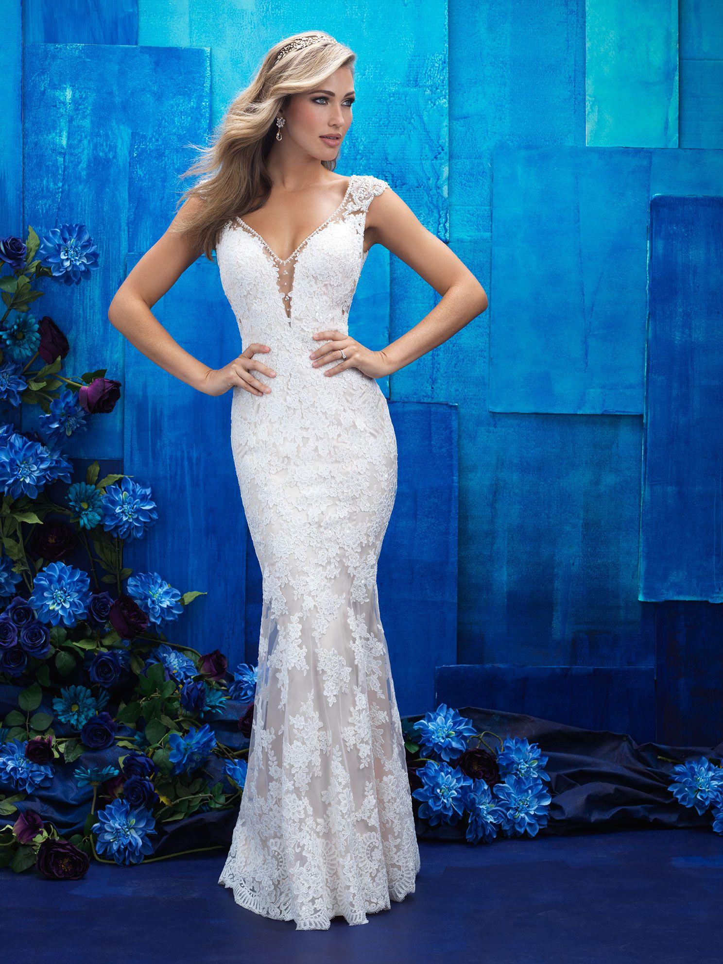 Allure bridals style 9409 allure bridals pinterest allure allure bridals style 9409 ombrellifo Choice Image