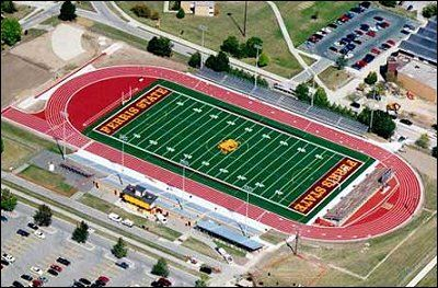 Ferris State University Top Taggart Field. My Life For Four Years Part 95