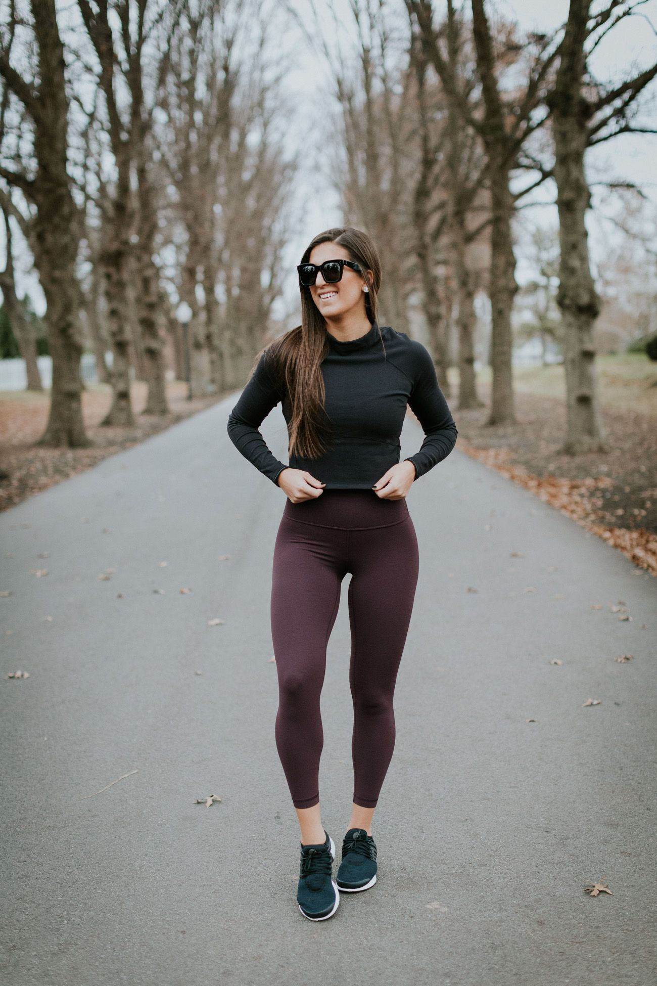 e393c0d752883 Weekly Workout Routine  Crop Pullover