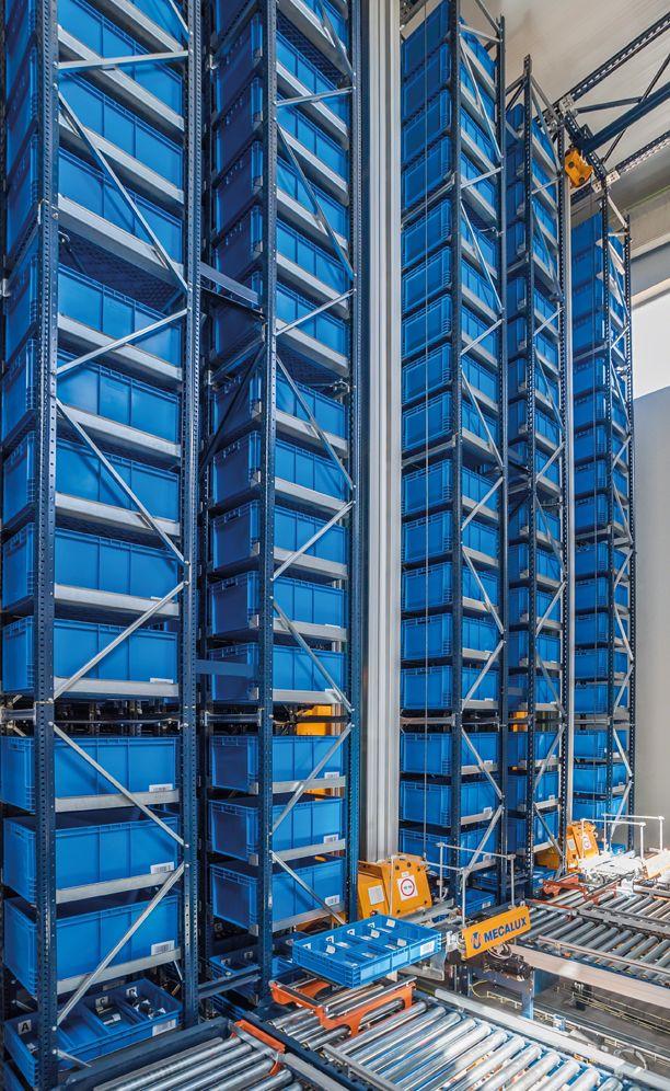 Mecalux Uk.Success Story Of The Cofan Picking Warehouse In Spain