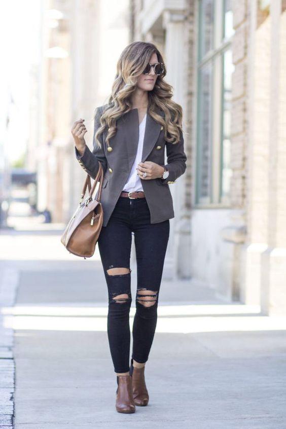Outfits para chicas que ya no se identifican con looks de teen ... 2c1f265fff6
