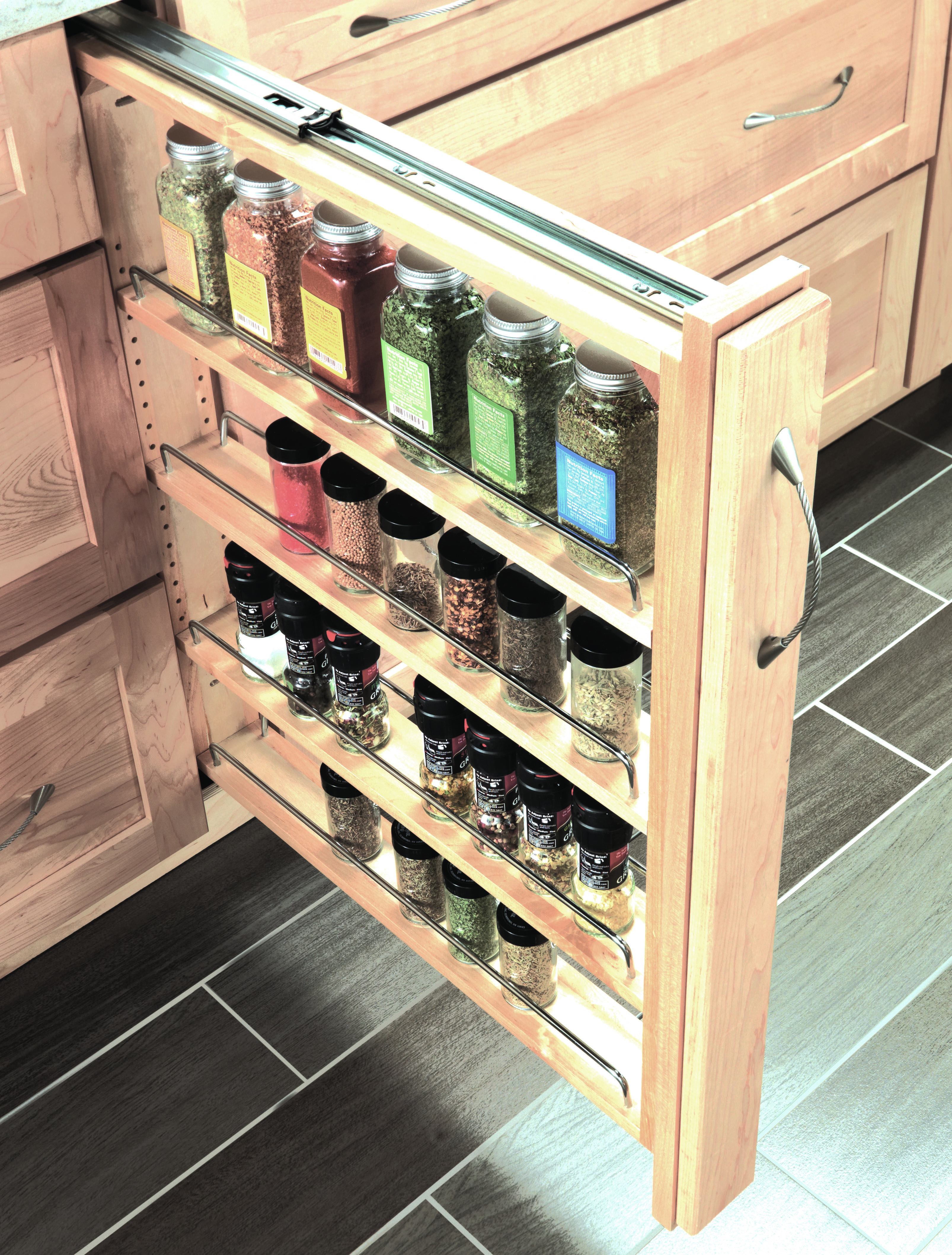 classic base pantry roll out alternative unwasted spaces pantry rh pinterest com