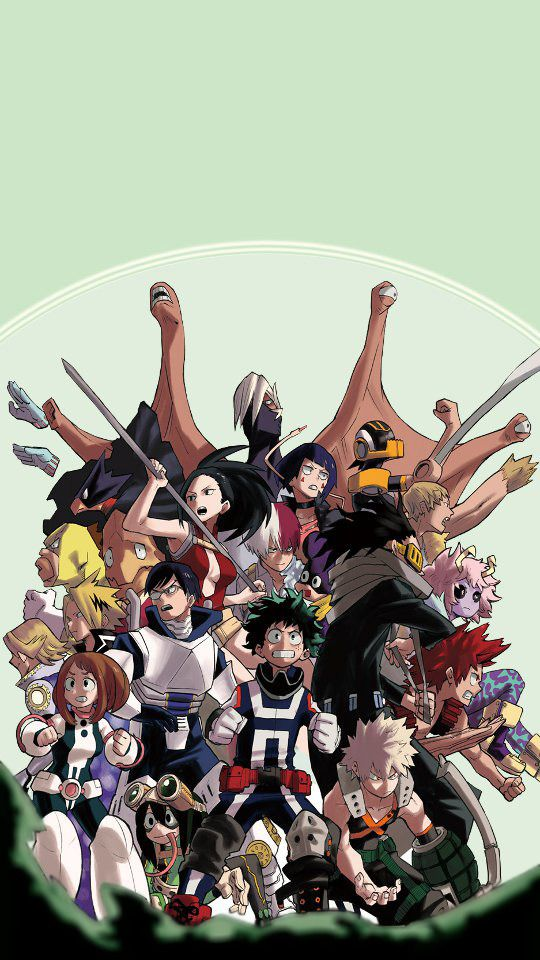 New My Hero Academia Wallpapers For Phone Vol 2 Hero Wallpaper My Hero Academia Episodes Hero