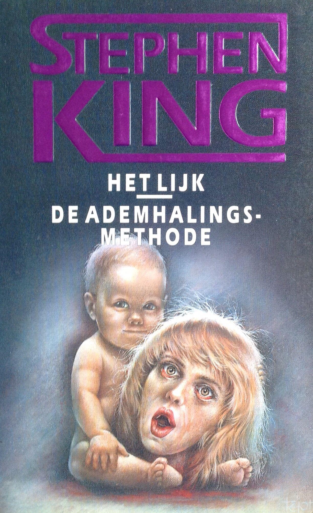 Stephen King Het Lijk De Ademhalingsmethode Boeken