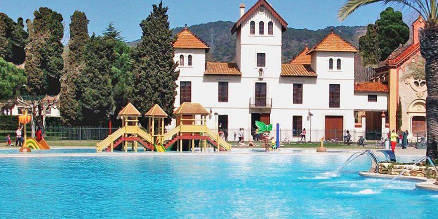 Camping Mas Sant Josep Camping Cataluña 4 Estrellas Camping Vakantie Kinderen