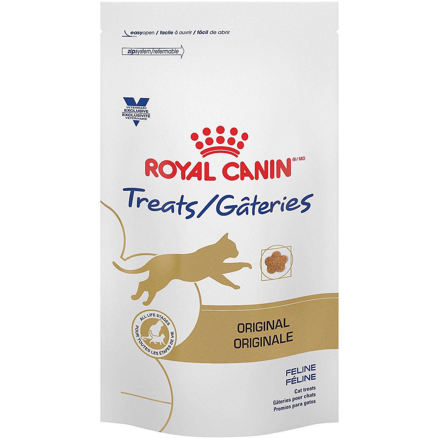 Royal Canin Original Feline Cat Treats, 7.7 oz Cat treats