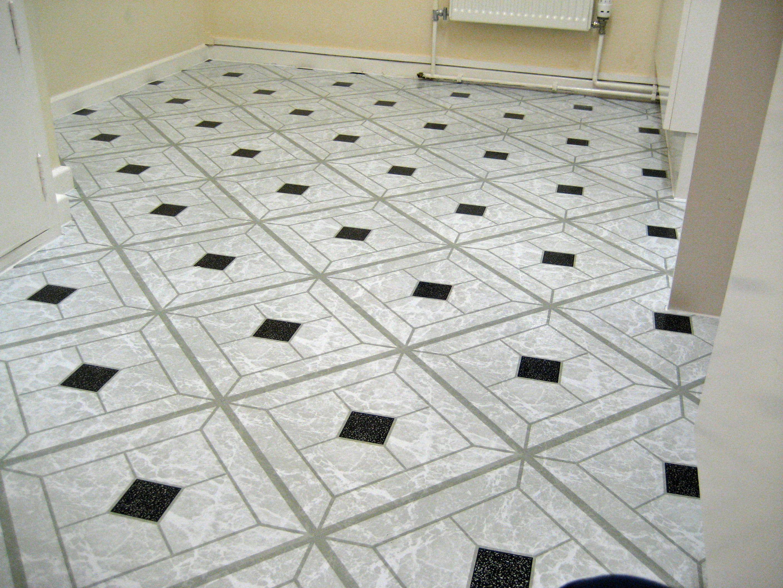Black And White Flooring Details About 50 Vinyl Floor Tiles Black White Diamond Self Stick White Vinyl Flooring Vinyl Flooring Flooring