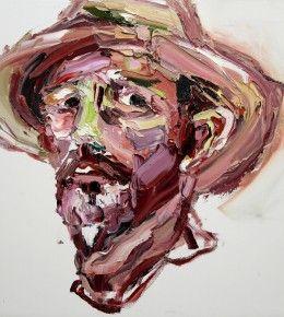 #portrait #selfportrait #art #modernart #painting #contemporaryart #aesthetic