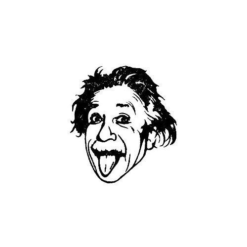 Albert Einstein Rubber Stamp Ebay Dad Tattoos Einstein World Tattoo