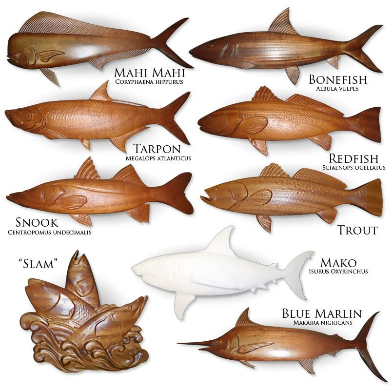 Wooden fish carving google search wood stuff