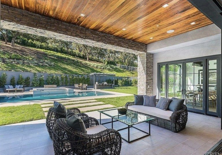 Kris Jenner Just Bought the $10 Million Home Across from Kim