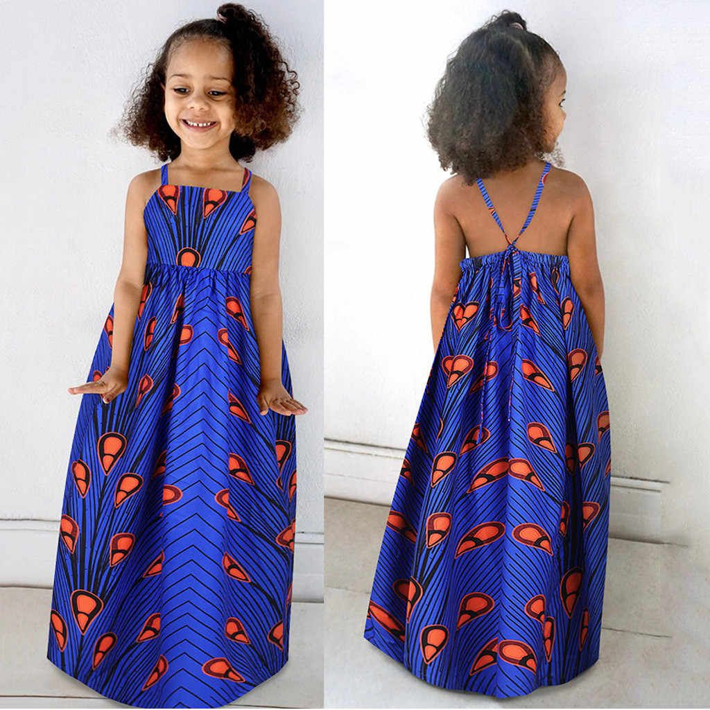 African Cute Kid S Clothing Girl S Dashiki Traditional 100 Wax Cotton Print Clothing Africa P Kids Summer Dresses African Dresses For Kids Girls Dresses Summer [ 1024 x 1024 Pixel ]