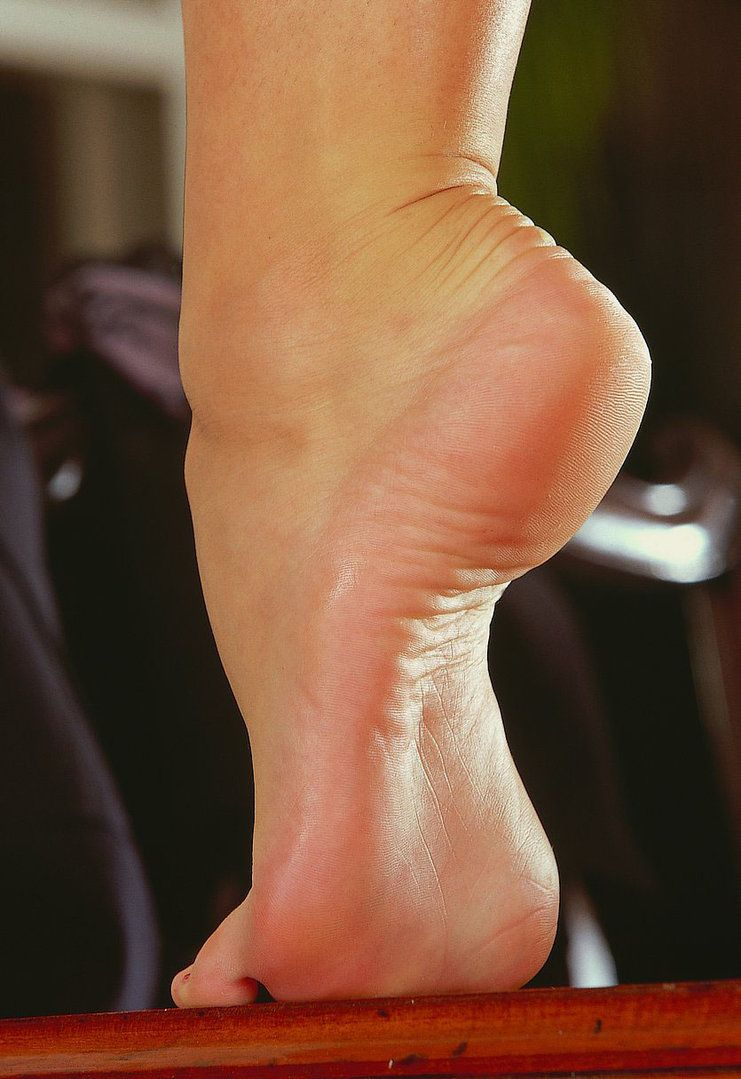 fetish leah Foot daily