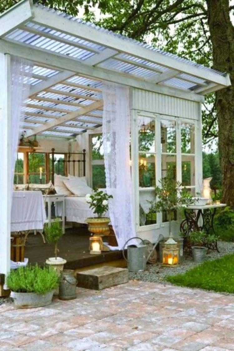 50 Cool DIY Backyard Studio Shed Remodel