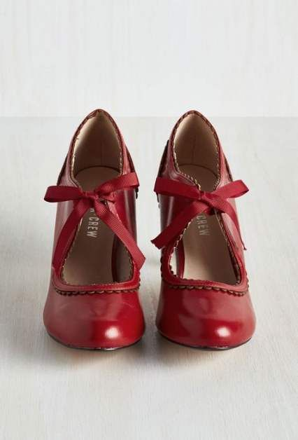 66 Super Ideas For Heels Vintage Shoes Mary Janes 11