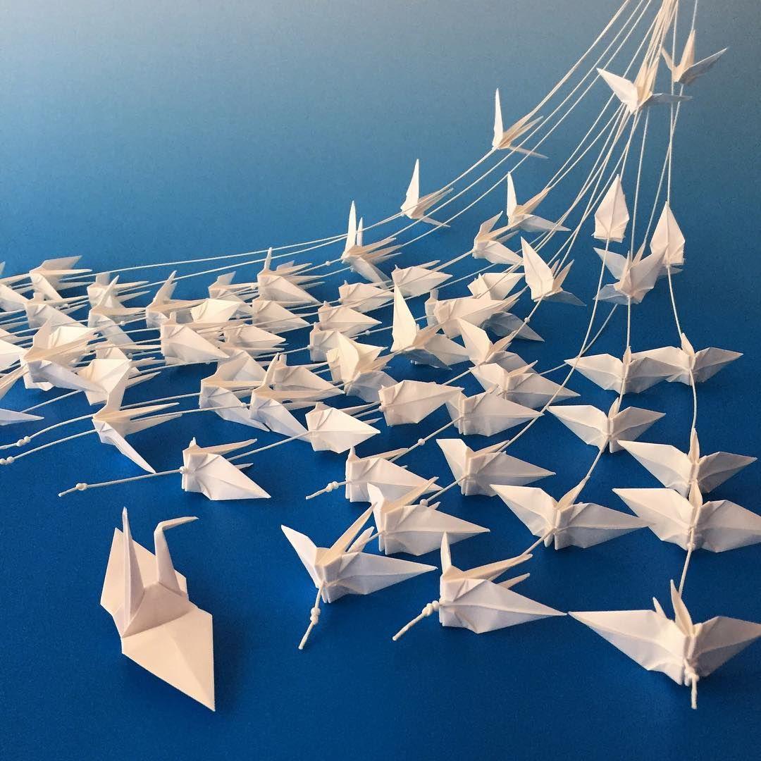 Оригами журавлик открытка, приколы