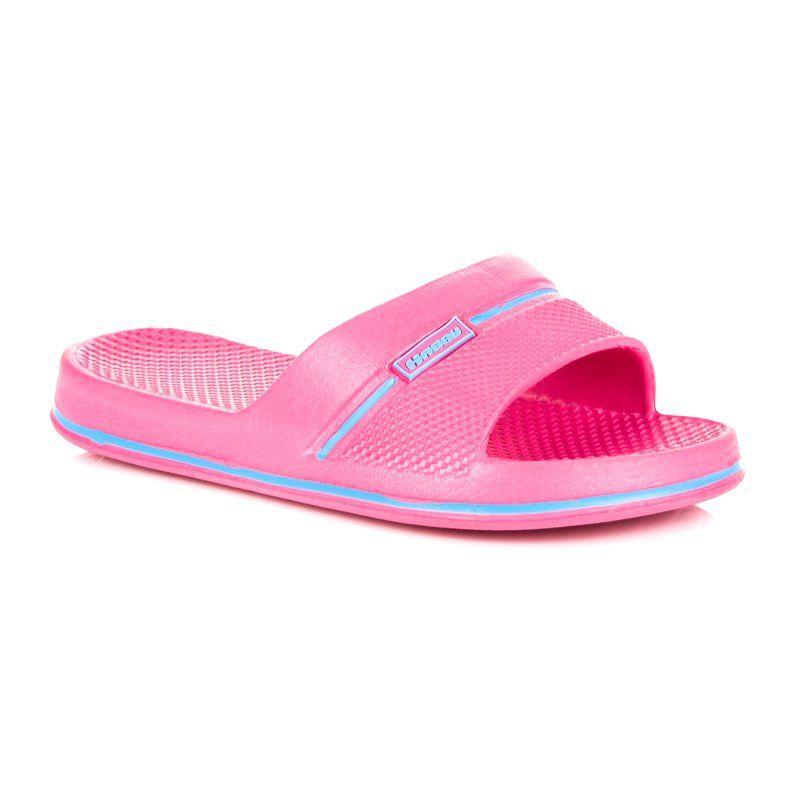 Klapki Dla Dzieci Hasby Rozowe Dzieciece Klapki Basenowe Hasby Sandals Fashion Shoes
