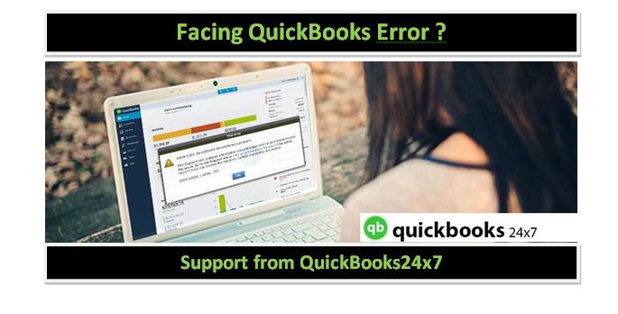Dial QuickBooks Error Support 18774219851 To Fix All Error