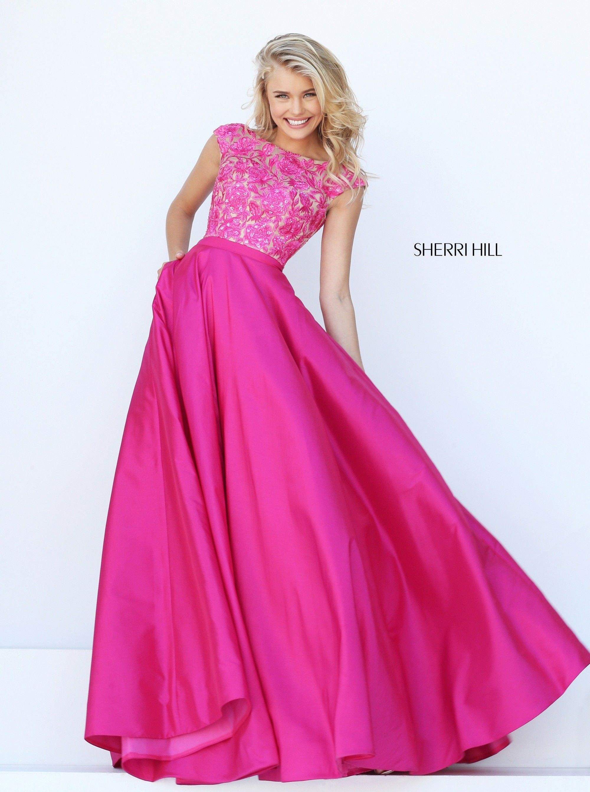 Sherri Hill 50346 Scoop Back Prom Dress | Prom/homecoming ...