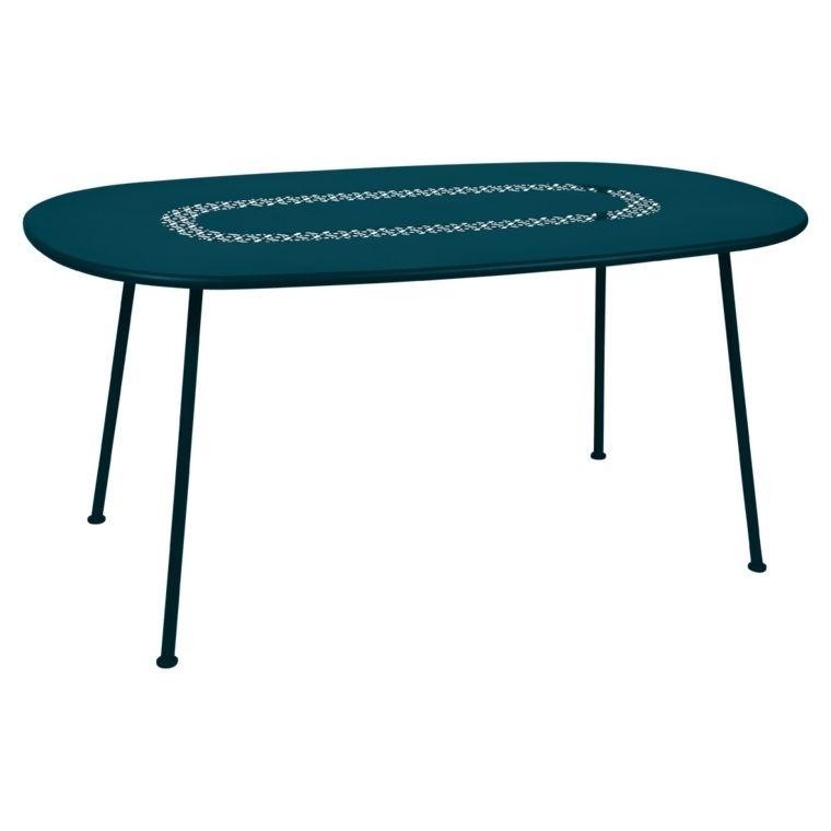 Der Lorette Tisch Des Franzosischen Herstellers Fermob Ist Der