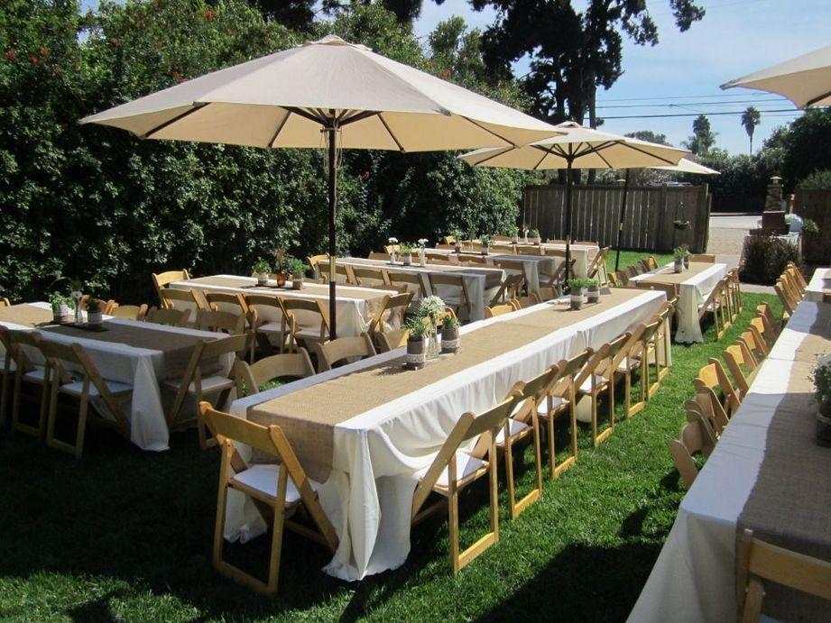 top 50 colorful backyard wedding receptions Wedding