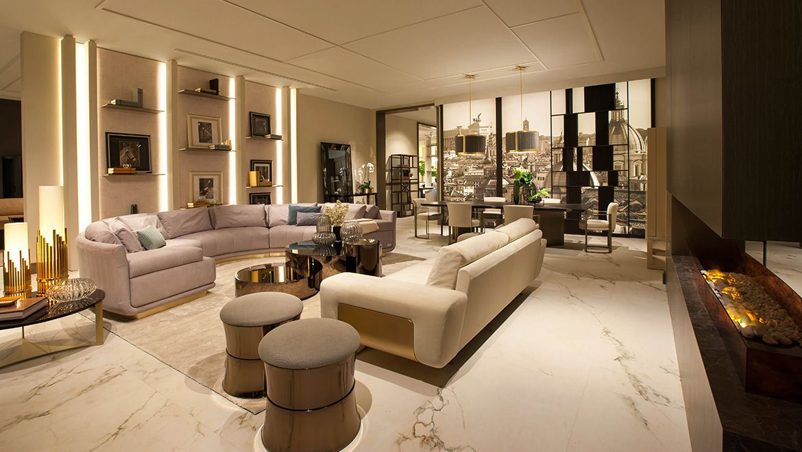 new location for our los angeles showroom living room showroom rh pinterest ch