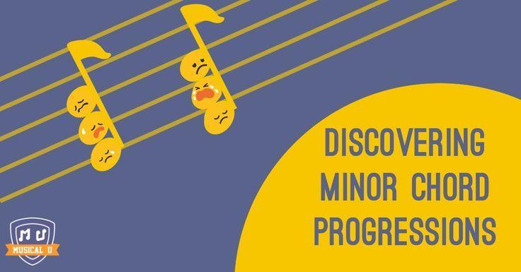 Discovering minor chord progressions musical u music