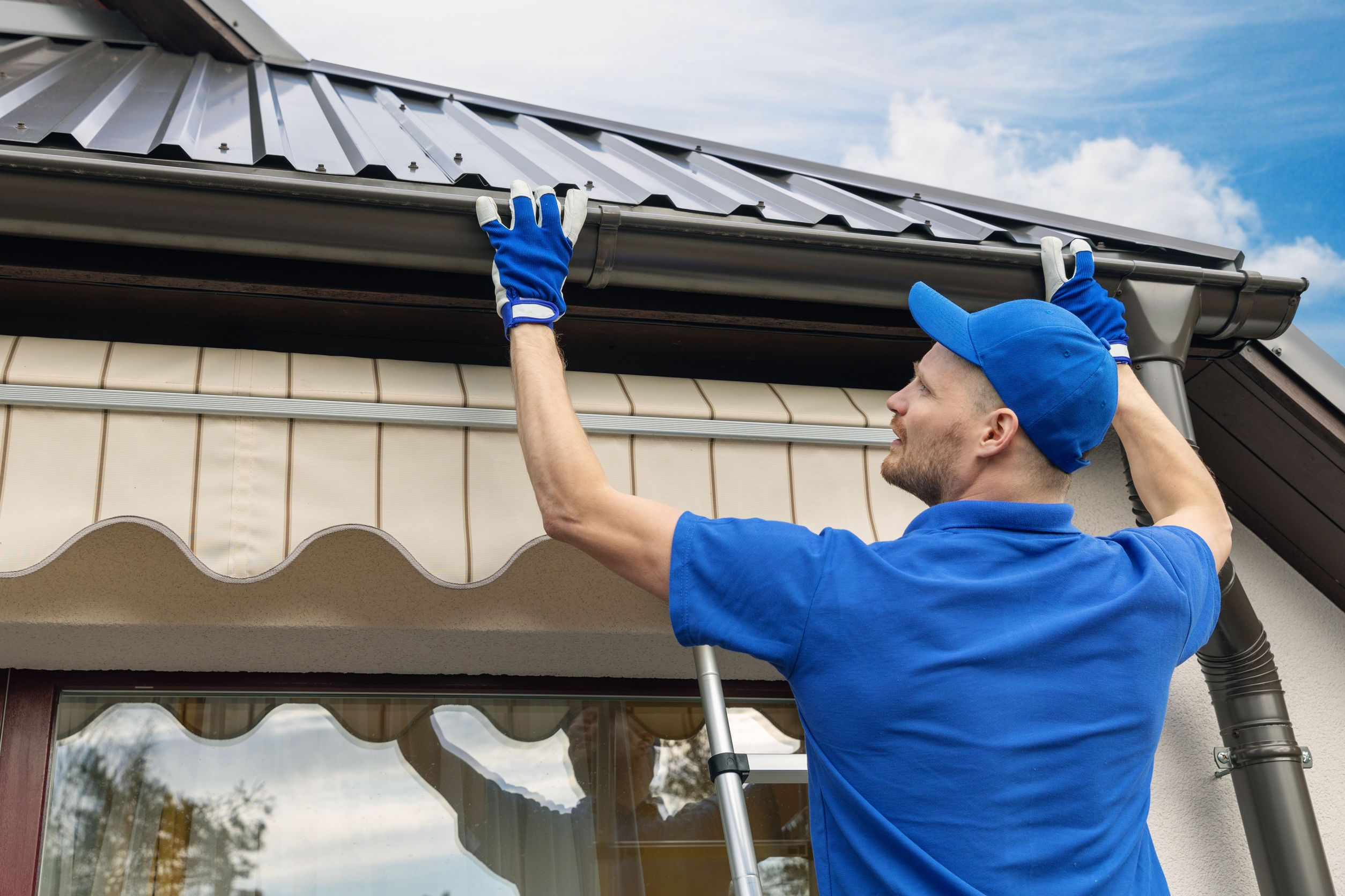 Not Sure How You Can Afford To Have Your Roof Repaired We Offer A Variety Of Financing Options To Make Sure You Will Be A Seamless Gutters Roof Repair Gutters