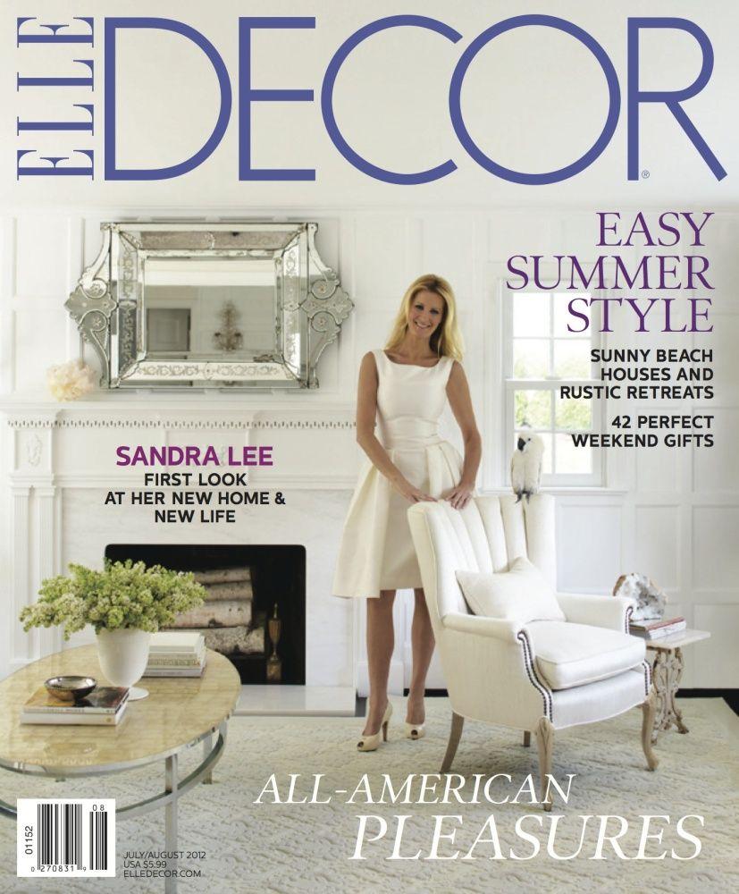 A Look At Sandra Leeu0027s Westchester Home