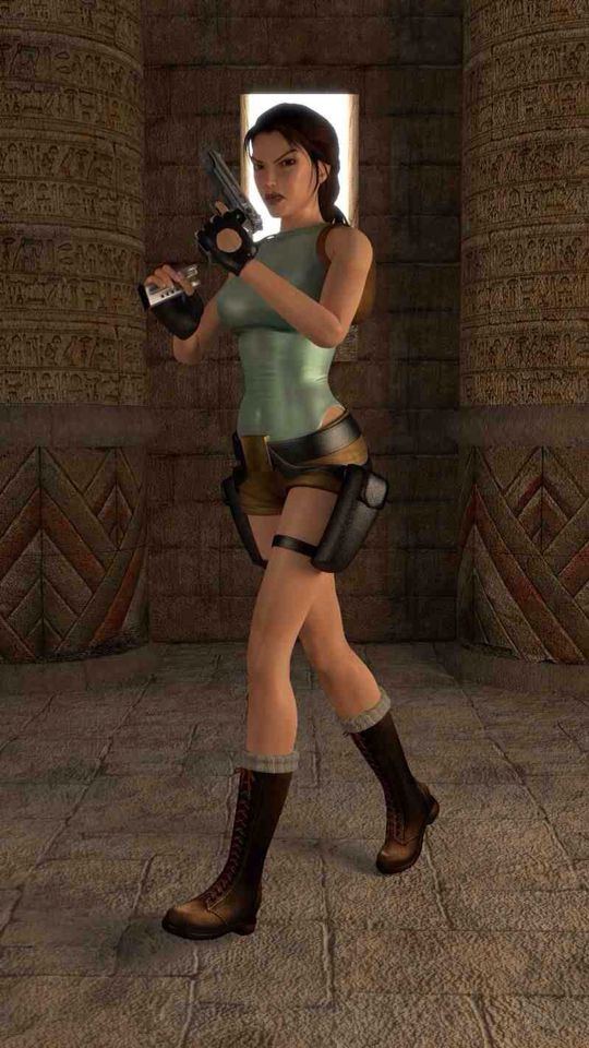 Lara Croft Tomb Raider Lara Croft Tomb Raider Lara Croft Tomb
