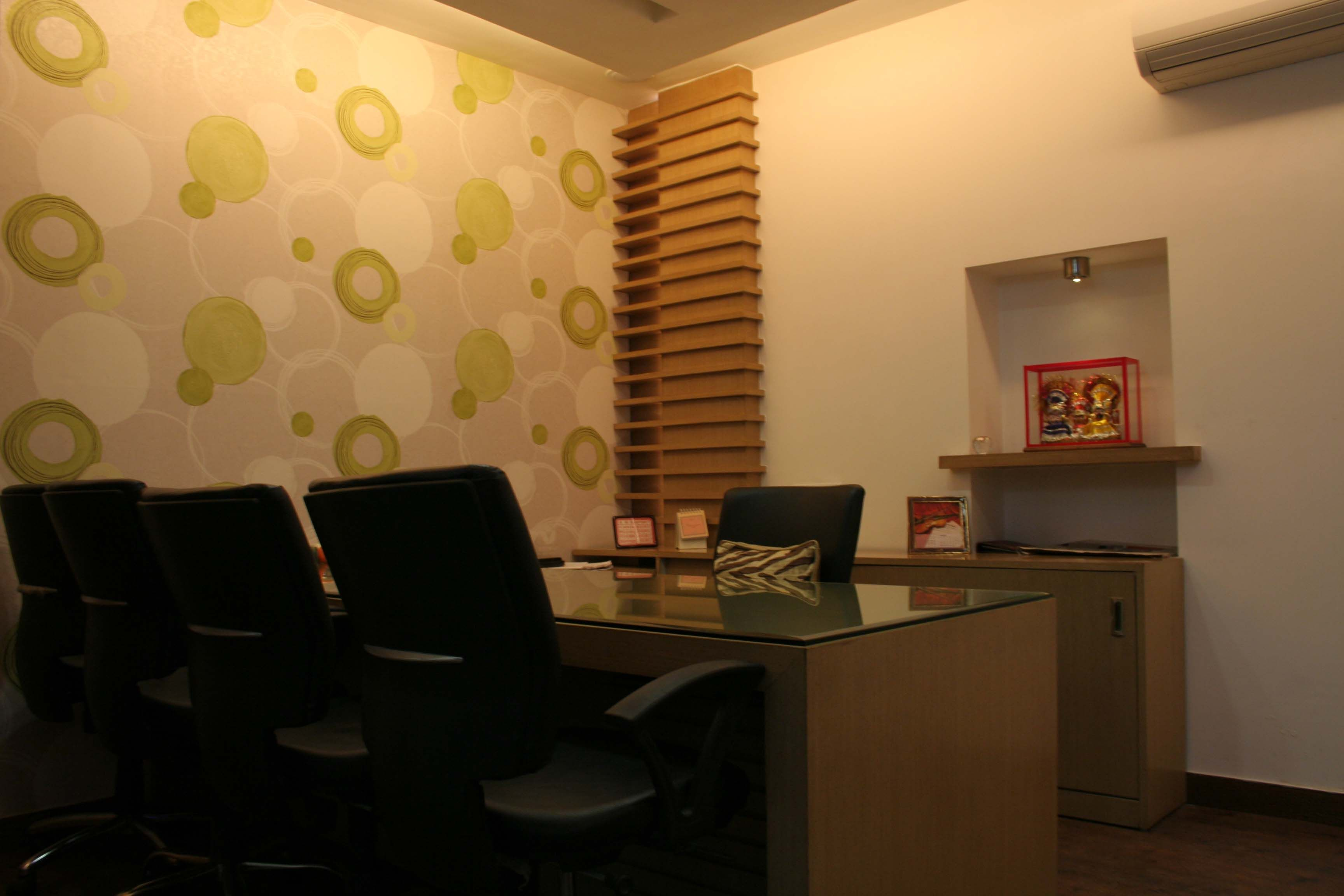 Xtord Designs INTERIOR DESIGN CORPORATE Office Including Chairs