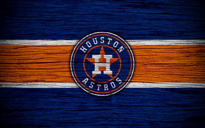 Download Wallpapers Houston Astros 4k Mlb Baseball Usa