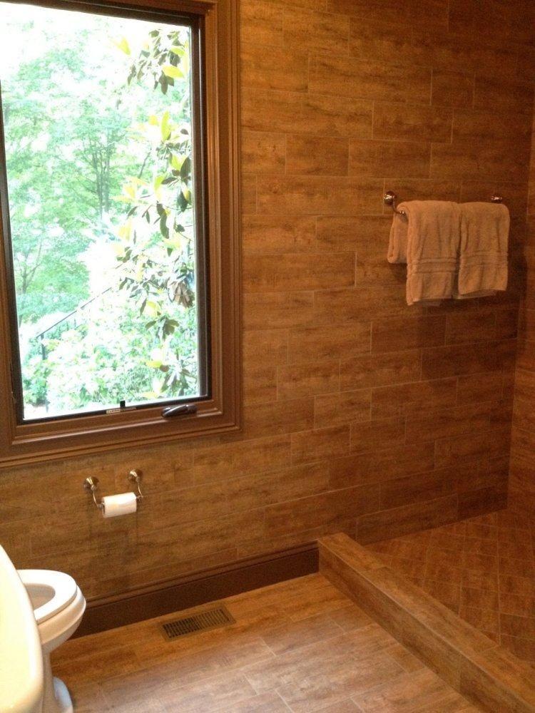 BuildDirect Porcelain Tile Porcelain Tile Rustic Handscraped - Atlas bathroom remodel